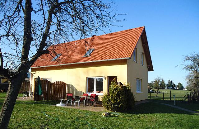 """Ferienhaus """"Sonnenblume"""" in Groß-Kelle nahe der Müritz"""