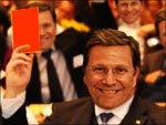 Guido Westerwelle: Rückzug vom Parteivorsitz