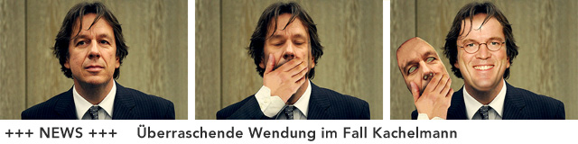 Jörg Kachelmann - ein geschickt inzseniertes Medien-Plagiat
